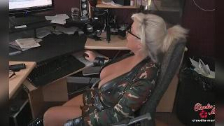 Claudia Marie Boobster has an idea