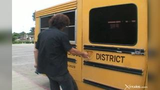 School Bus Girls 4 (scene 1)
