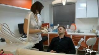 Anna Polina A pleasant trip to the dentist