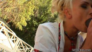 Ivana Sugar Black Teen Punishment 5