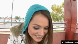 Tori Black looks like your average American girl, but shes got a nasty,