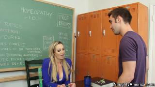 Abbey Brooks My First Sex Teacher 2013