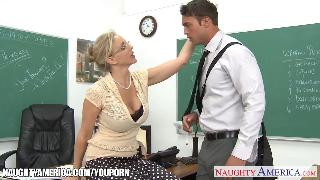 Julia Ann Sex teacher fucking hardcore