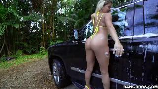 Marsha May (Backyard Carwash with Marsha May)